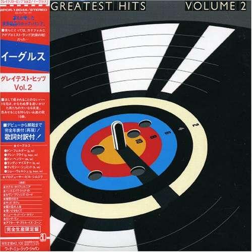 Eagles Greatest Hits Volume 2 (japanese paper sleeve)