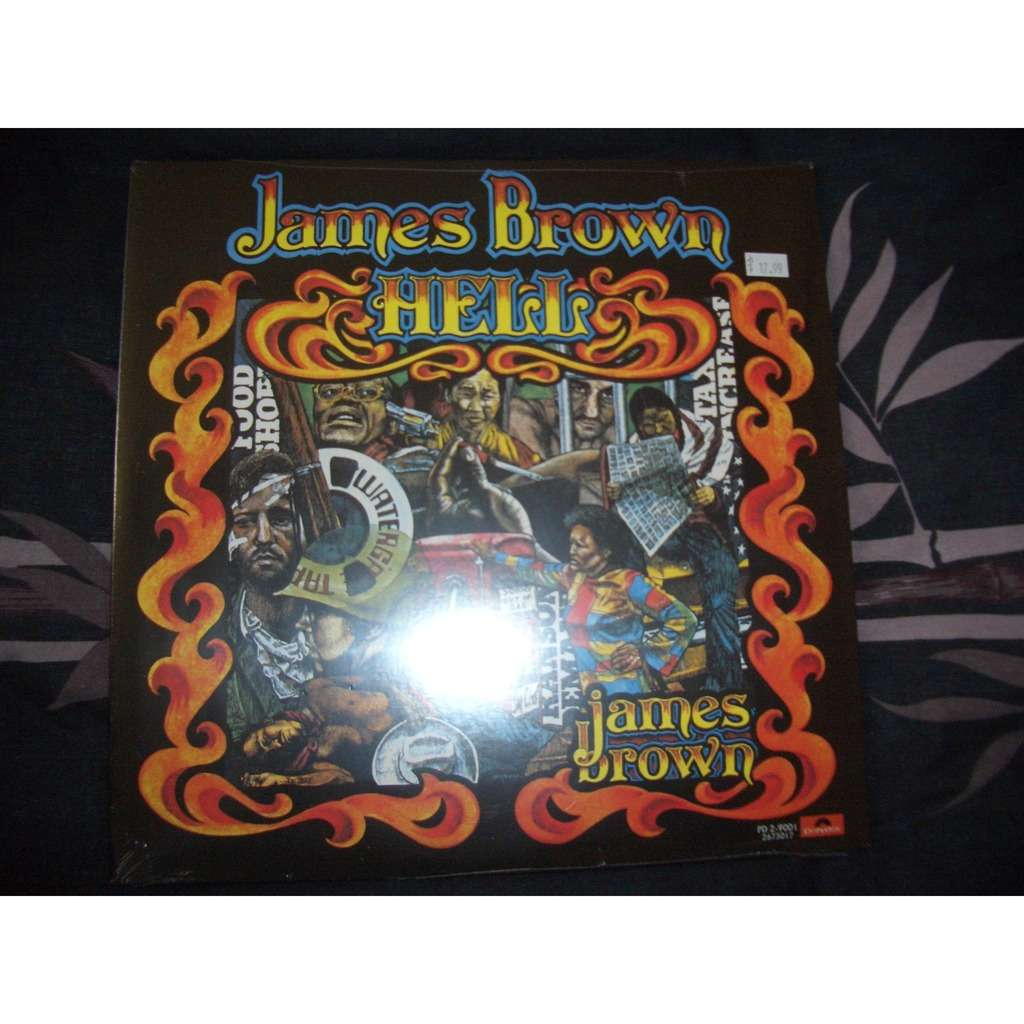 BROWN, JAMES HELL