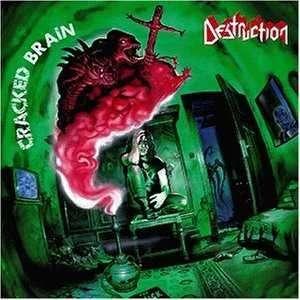 DESTRUCTION Cracked brain