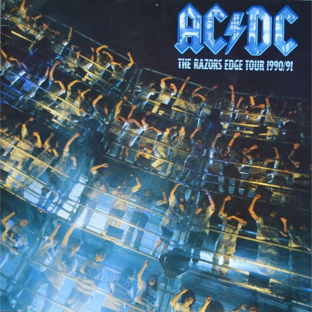AC/DC The Razor's Edge LIVE 92 HQ mp4 - YouTube