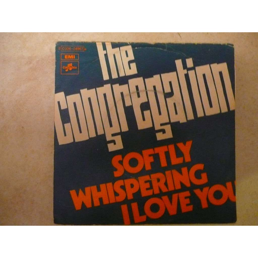 congregation softy whispering i love you - when susie takes the plane