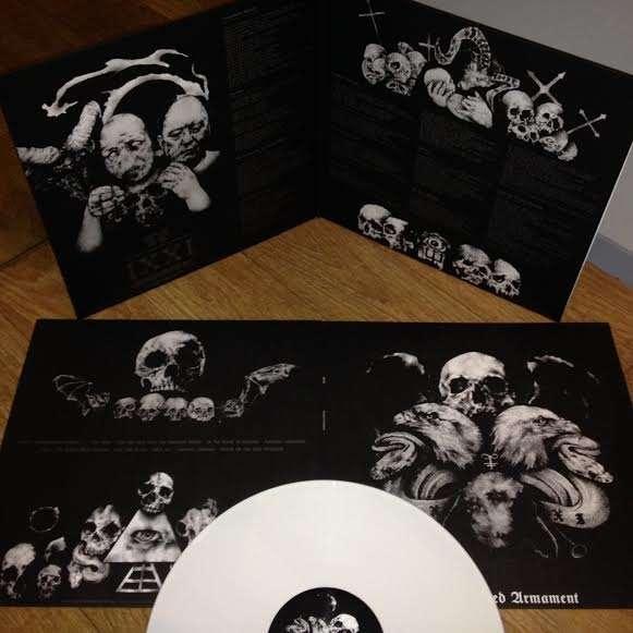 IXXI Assorted Armament. White Vinyl