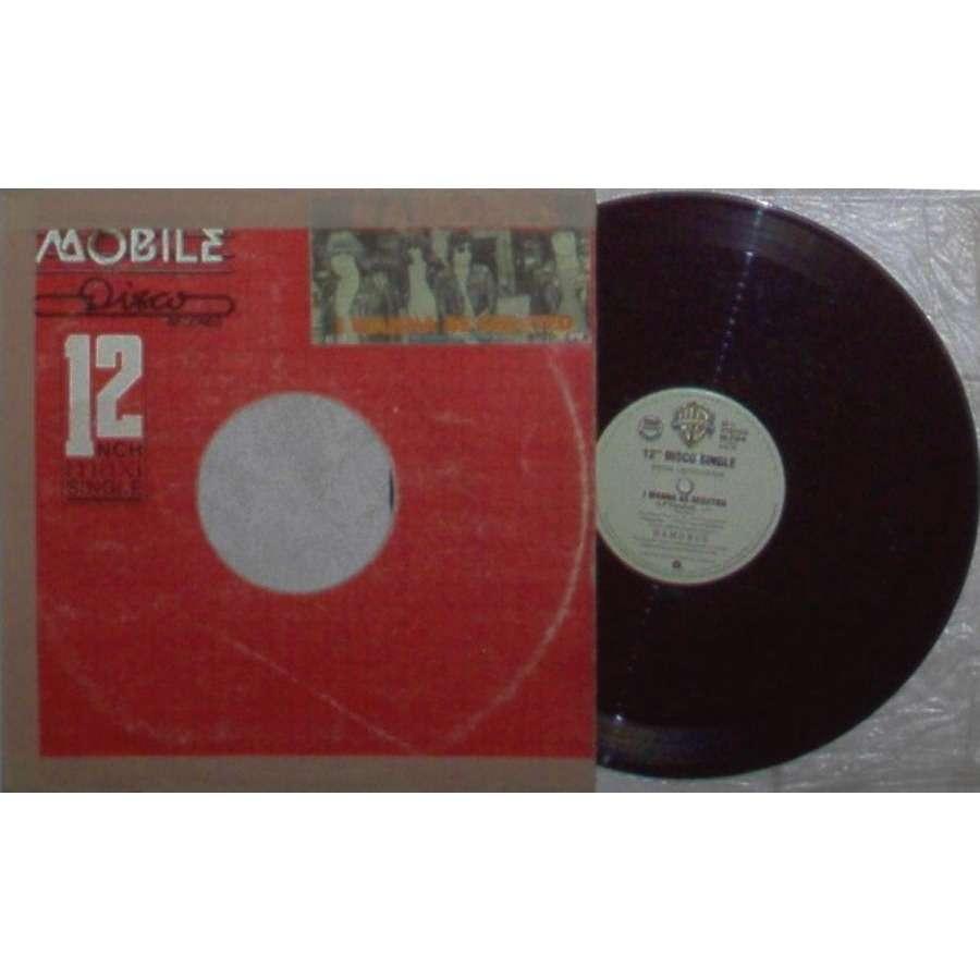 Ramones I Wanna Be Sedated (Philippines 1988 Ltd 2-trk 12 EP die-cut stickered ps)