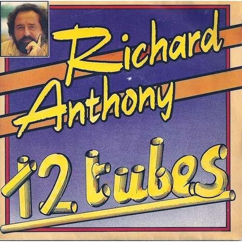 ANTHONY Richard 12 TUBES