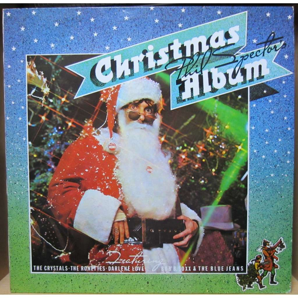 Phil spector's christmas album by Phil Spector, LP with harryson ...