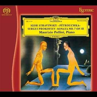 maurizio pollini Stravinsky & Prokofiev Petrouchka & Sonata No. 7