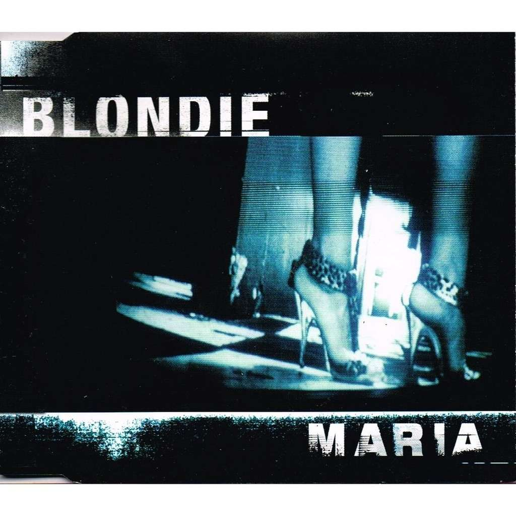 Maria By Blondie Cds With Allaboutvinylplus Ref 3000078864