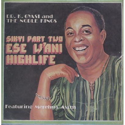 Playlist Highlife, Yoruba & Juju