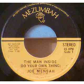 JOE MENSAH - The man inside (do your own thing) / Right on bosue - 7inch (SP)