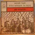 HI FIVES - Safari tabu / Zozo mwana ya bato - 7inch (SP)