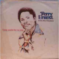 PERRY ERNEST AND THE AFRO VIBRATIONS - Time waits for no one - LP
