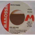MUYEI POWER - Ben ben bee / Dance to me - 7inch (SP)
