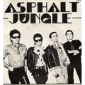 ASPHALT JUNGLE - Déconnection / Asphalt Jungle / Never Mind O.D. / No Escape - 7inch (EP)