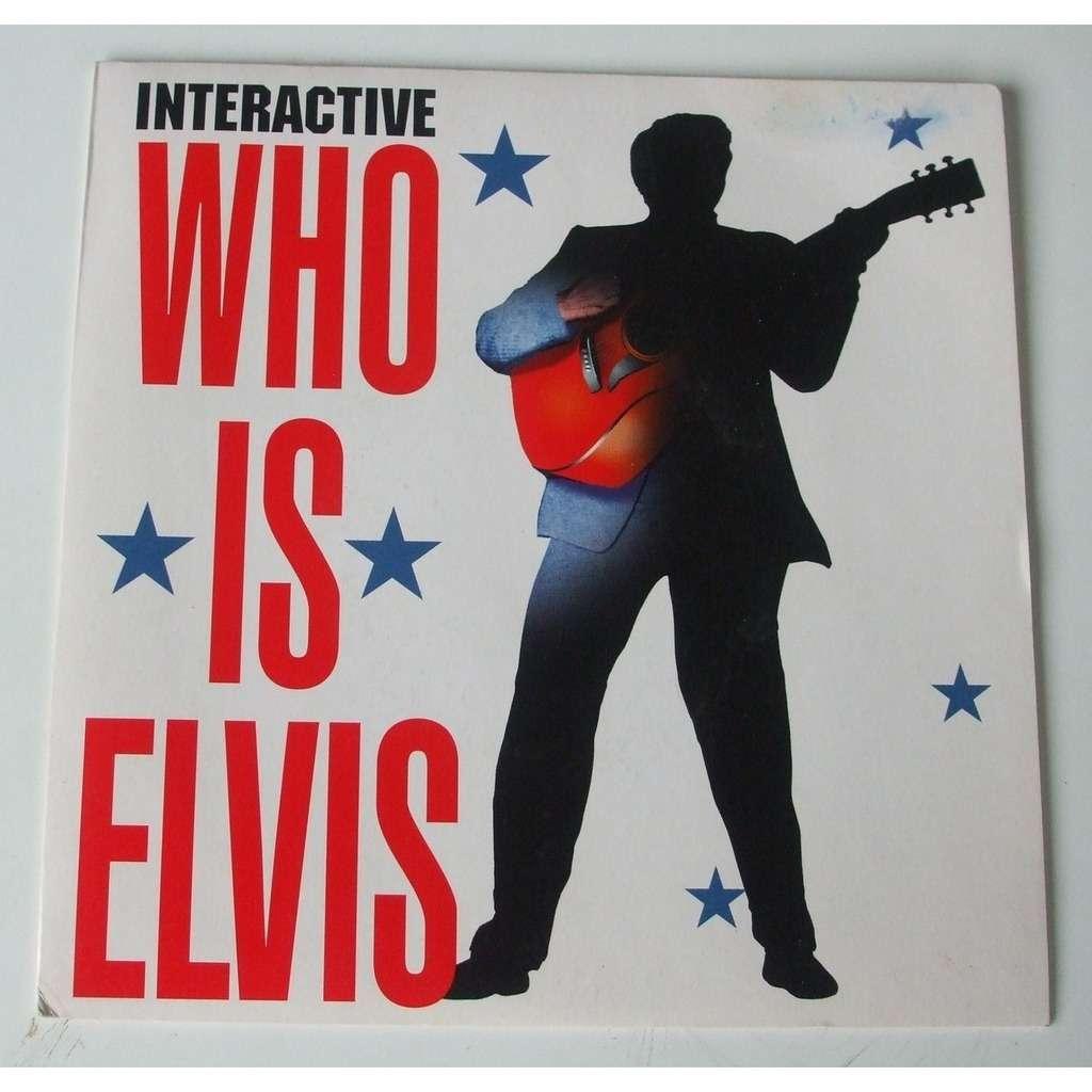 Interactive Who is Elvis / Sanctuary