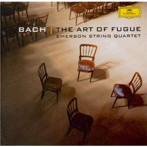 Bach, Johann Sebastian The Art Of The Fugue / Emerson String Quartet