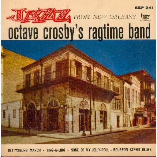 octave crosby's ragtime band gettysburg march