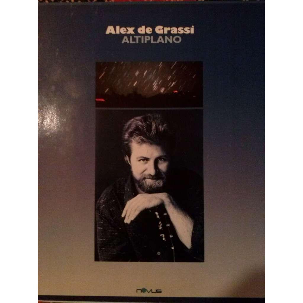Alex DE GRASSI altiplano