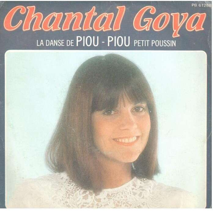 Chantal Goya - Cassette Or