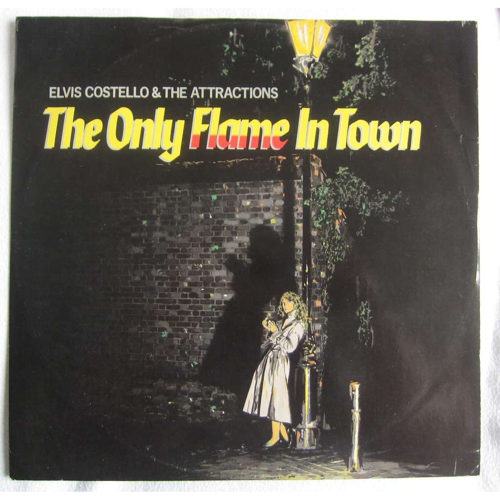 elvis costello the only flame in town