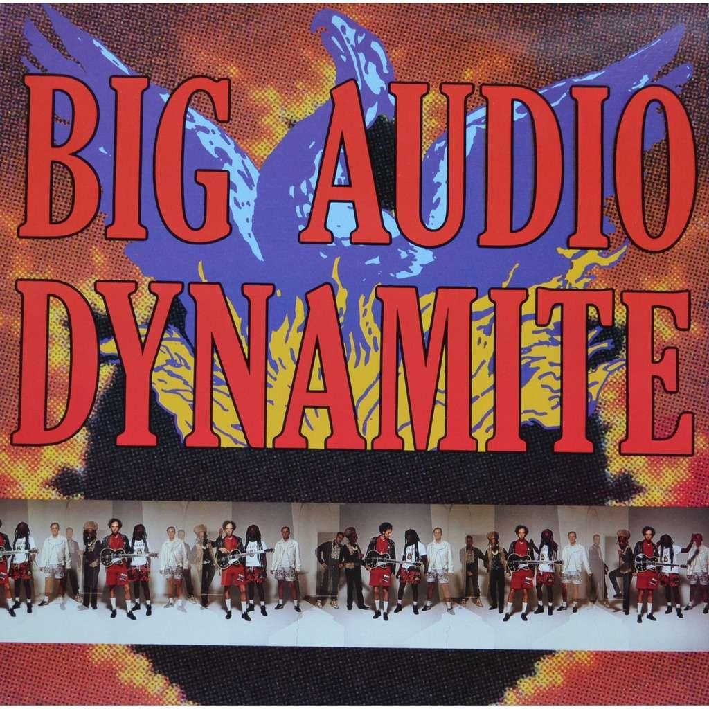 Megatop Phoenix By Big Audio Dynamite Lp With Pycvinyl