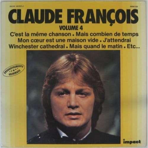 claude françois volume 4