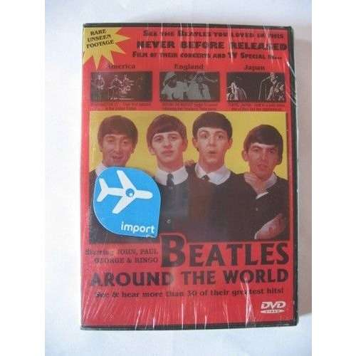the beatles around the world