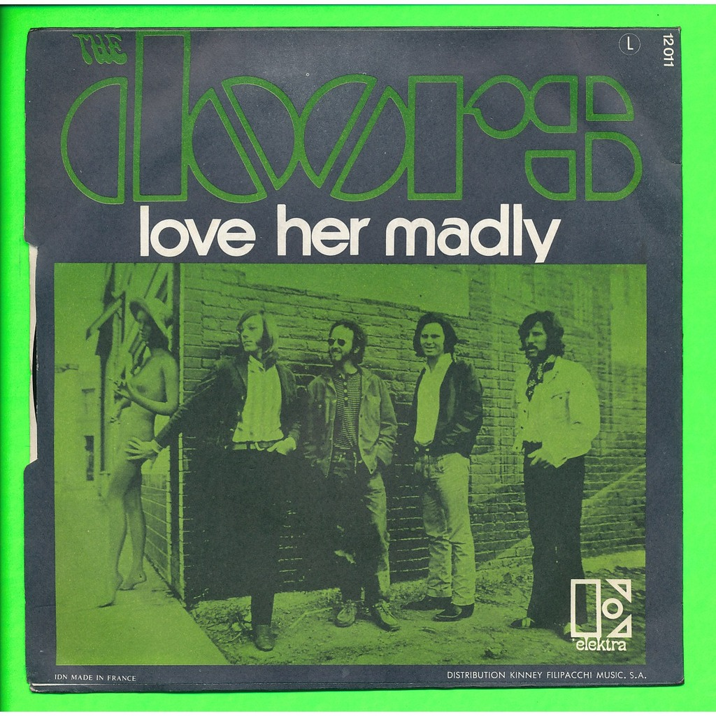 ... THE DOORS love her madly - don\u0027t go no further ...  sc 1 st  CD and LP & Love her madly - don\u0027t go no further by The Doors SP with neil93 ...