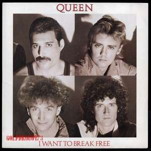 QUEEN I WANT TO BREAK FREE - MACHINES ( OR BACK TO HUMANS )