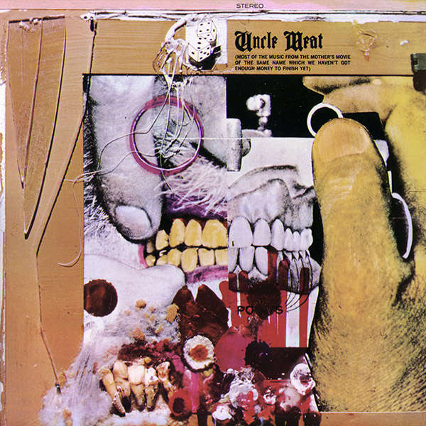 Uncle Meat By Frank Zappa Lp X 2 With Galarog Ref 116516871