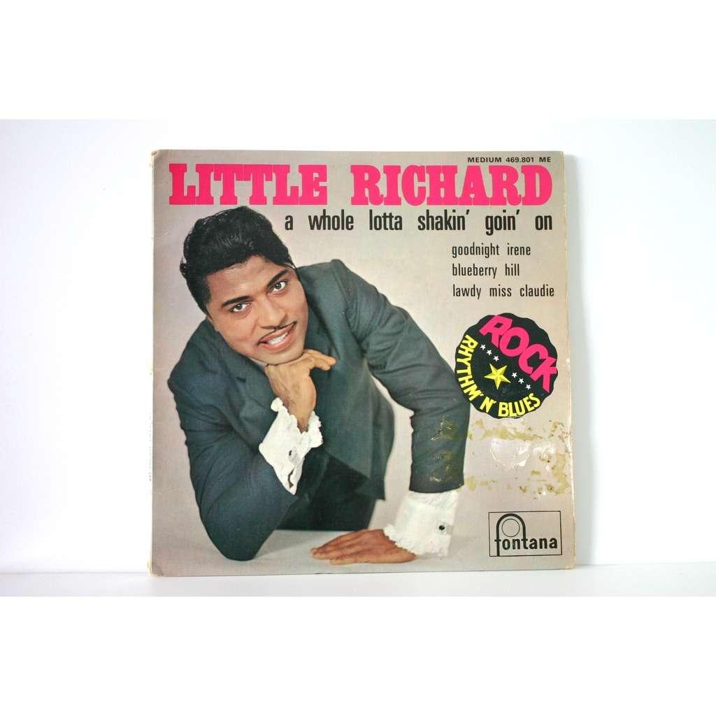 Little Richard - A Whole Lotta Shakin' Goin' On