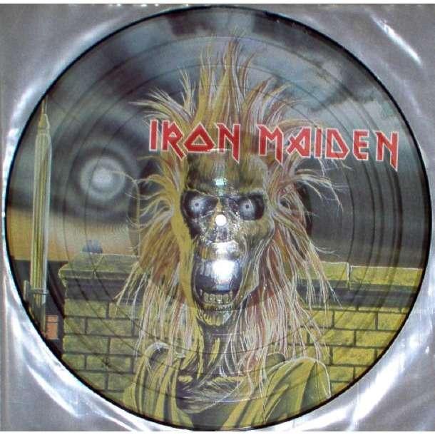 Iron Maiden Iron Maiden (UK Ltd re 8-trk LP Picture Disc)