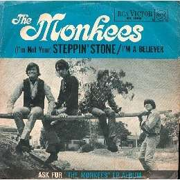 The Monkees ( i'm not your ) steppin' stone
