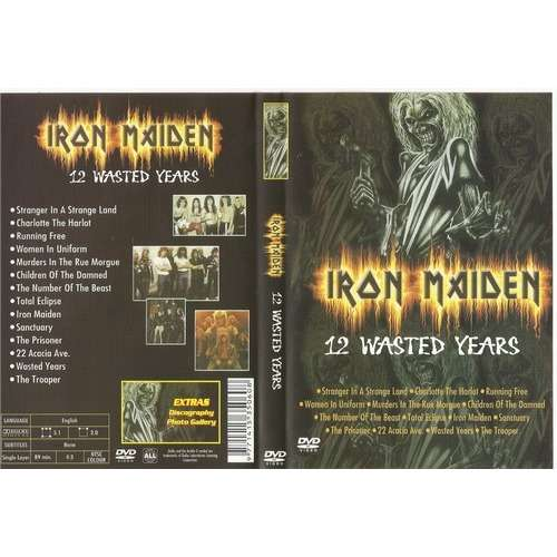 iron maiden 12 wasted years