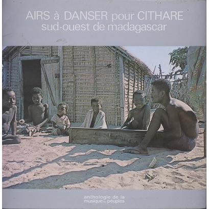 Madagascar Airs à danser pour Cithare