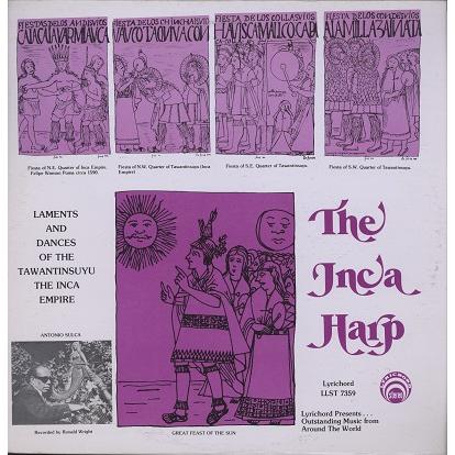 Inca Harp (various)