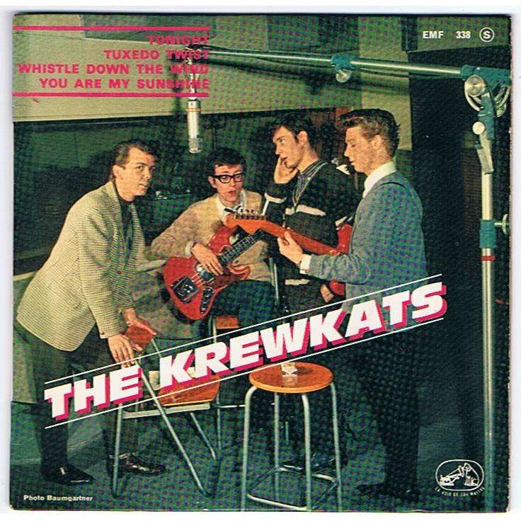 Krewkats Tonight Tuxedo Twist Whistle Down The Wind You