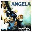 SAÏAN SUPA CREW - angela / trop agile ( cd jaune ) - CD single