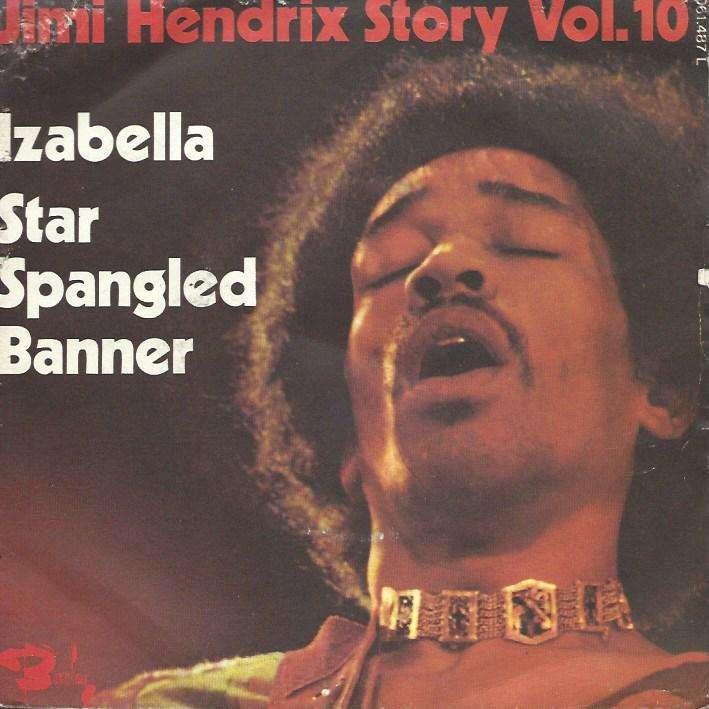 HENDRIX JIMI izabella / star spangled banner