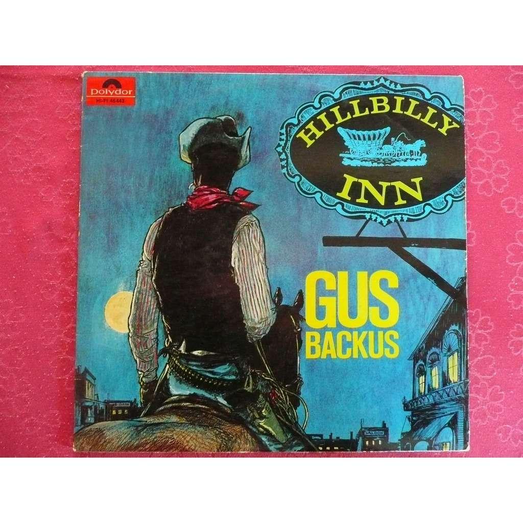 gus backus Hillbilly Inn