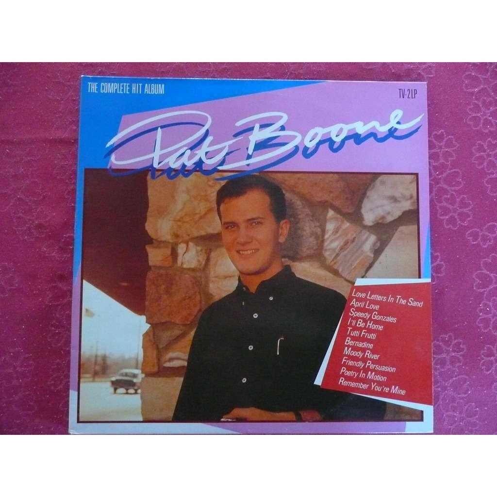 pat boone The complete hit album