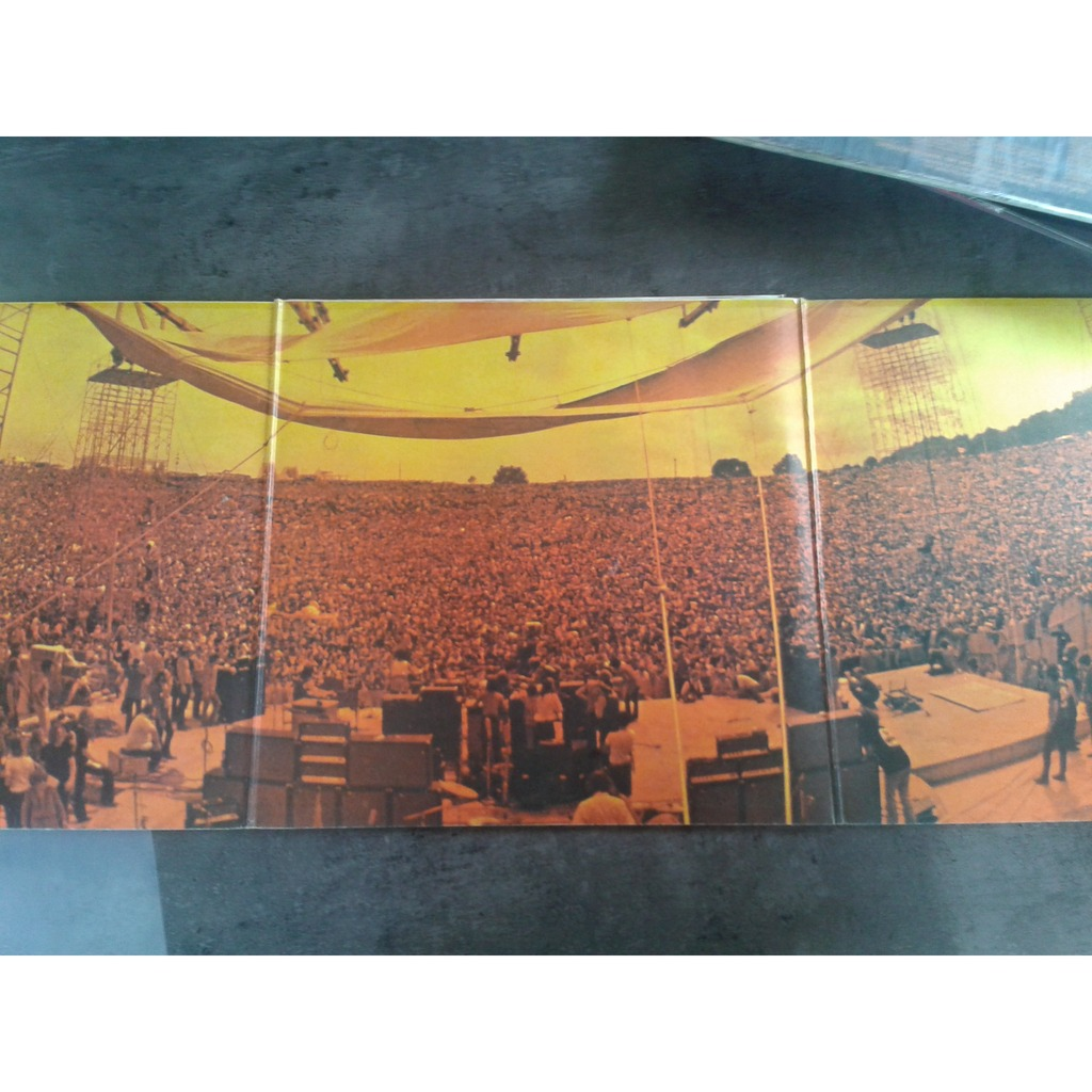 Woodstock By Woodstock Lp X 3 With White006 Ref 116524597