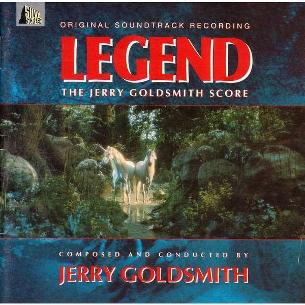Legend The Jerry Goldsmith Score By Jerry Goldsmith Cd