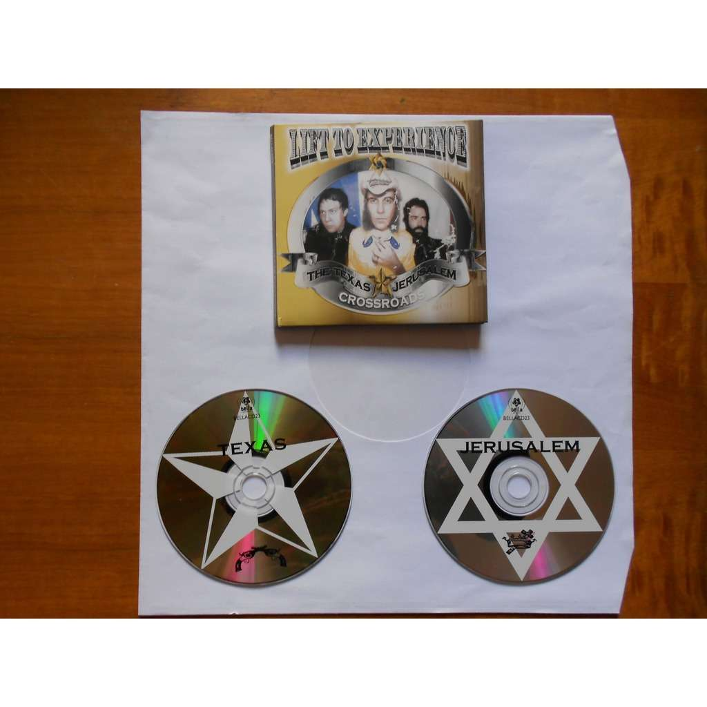 The Texas Jerusalem Crossroads By Lift To Experience Cd