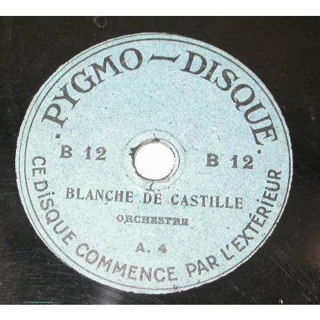 Le petit panier / Blanche de castille Le petit panier / Blanche de castille