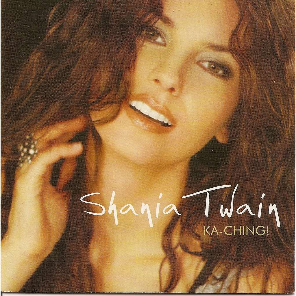 Ka Ching By Shania Twain Cds With Pycvinyl Ref 116540678