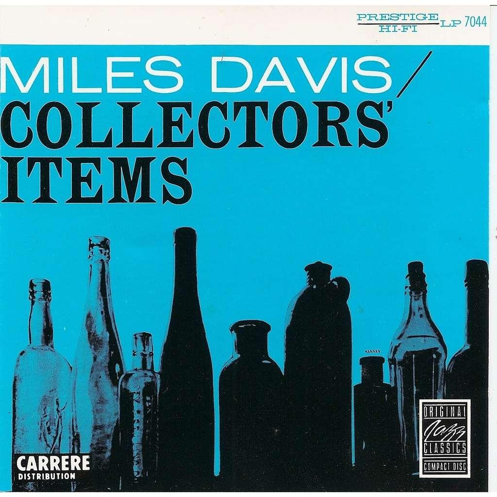 miles davis collector's items