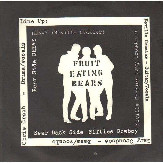 FRUIT EATING BEARS Chevy heavy / Fifties cowboy