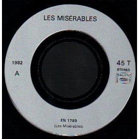 Les MISERABLES En 1789 / Crise de nerfs