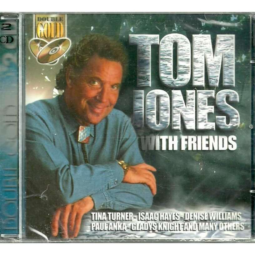 with friends by tom jones cd x 2 with ny 212 ref 116552165. Black Bedroom Furniture Sets. Home Design Ideas