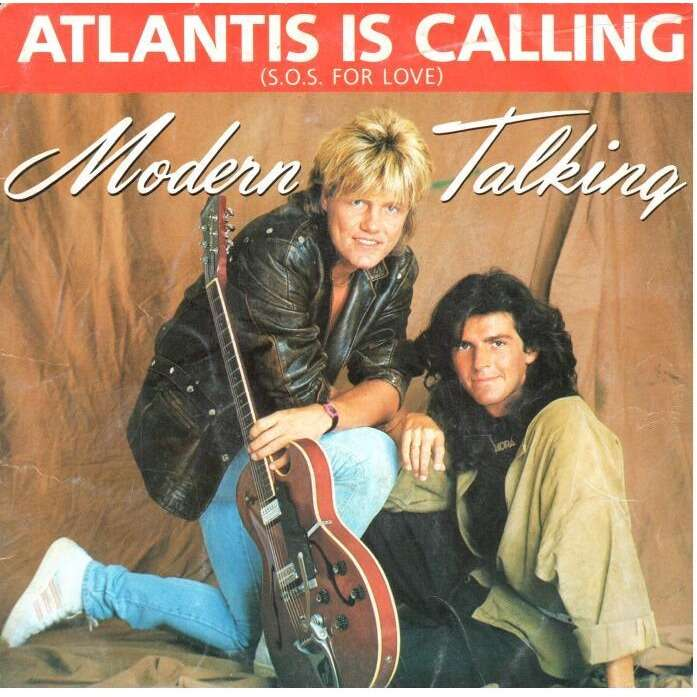 Atlantis Is Calling Sos For Love By Modern Talking Sp
